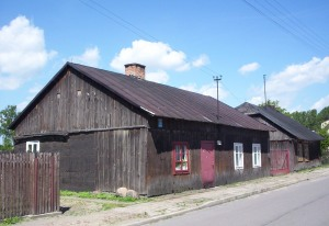Old Houses in Bolimow