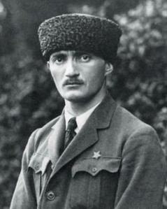 Nesotr Lakoba - Chief of the Abkhazian Communist Party