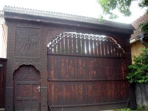 Szekely Kapu (Szekely Gate)