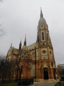 The Church of Saint Laszlo