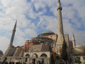 The Aya Sofya - What Does It Really Mean?