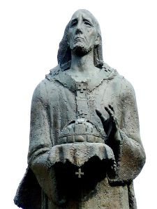 Statue of Saint Astrik