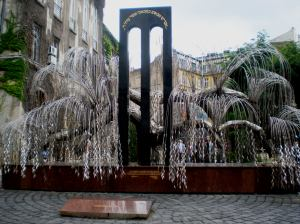 Holocaust Memorial at the Dohany Street Synagogue