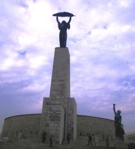 The Liberation Monument (Szabadsag Szobor)