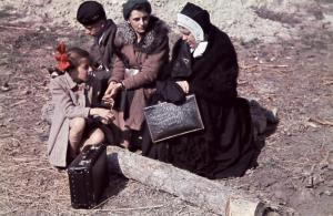 In 1944 all over Hungary many families were homeless, helpless or both