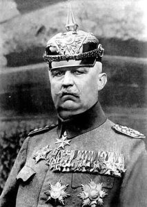 Erich Ludendorff in 1918 - his look only got worse