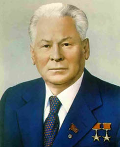 Konstantin Chernenko - the opposite of inspiration