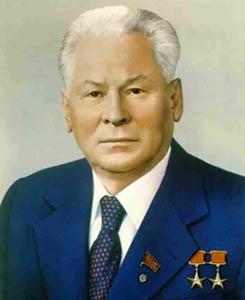 Konstantin Chernenko - the opposite of inspiration