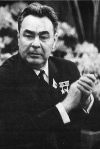 Leonid Brezhnev - the target (Credit: Bundearchiv)