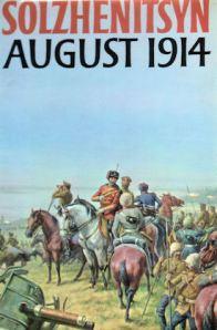 August 1914 - Aleksandr Solzhenitsyn's great novel on the Battle of Tannenberg