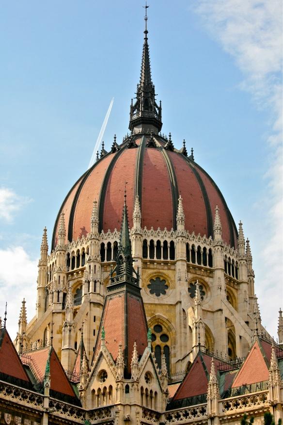 Crowning acheivement - A Renaissance dome under siege by Neo-Gothicism (Credit: Alex Proimos)