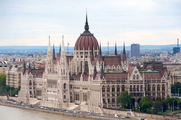 A Maze of Imagination - the Hungarian Parliament