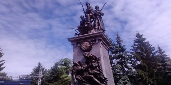 The First Russian National World War I Monument in Kaliningrad