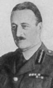 Sir Alfred Knox - gained first hand experience with the Russian Army and a second hand account of General Samsonov's suicide