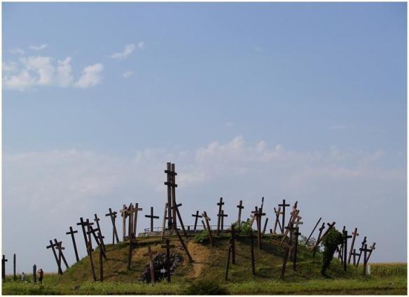 Burial Site at Mohi In Eastern Hungary (Credit: Sebastian Mrozek)