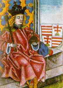 King Bela IV - barely survived the Mongol Invasion and then led the rebuilding of Hungary