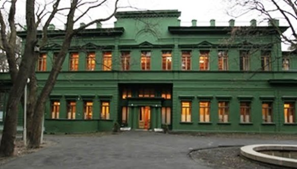 Kunstsevo - home of Joseph Stalin from the 1930s until the end of his life