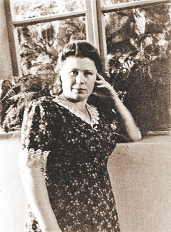 Valentina Istomina - Housekeeper for Joseph Stalin