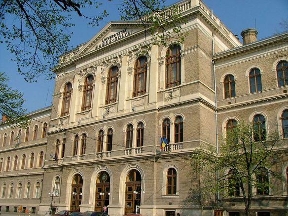 Babes-Bolyai University in Cluj