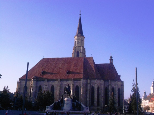 St. Michael's Church - legacy of the Saxons