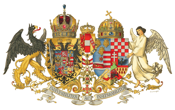 Austria-Hungary - common coat of arms