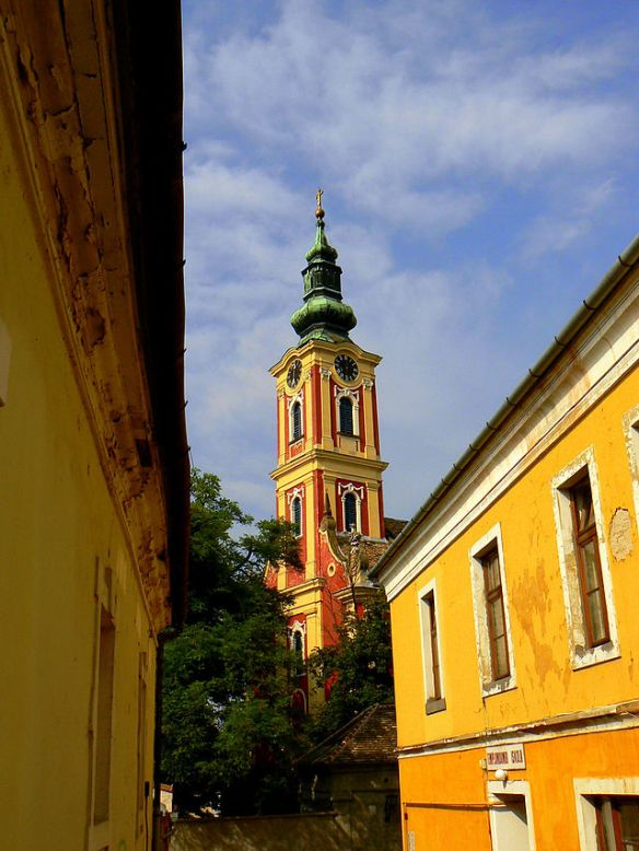 Serbian Orthodox Church in Szentendre - Credit: upsalatty