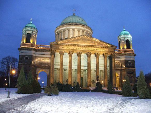 The Esztergom Basilica - Neo-Classicism writ large