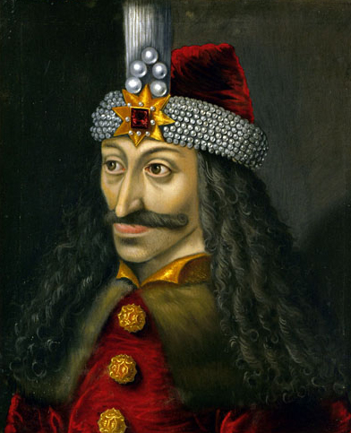 Vlad Tepes - known to history as Vlad the Impaler