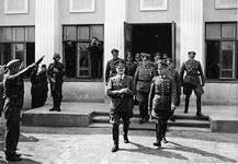 Hitler in Berdychiv - August 6th, 1941