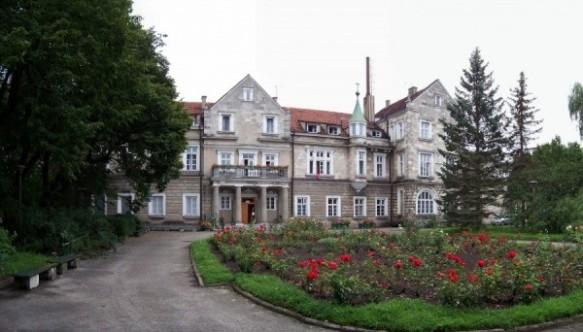 Sanatorium Uzdrowiskowe Bajka - formerly Horyniec Palace