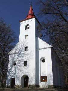 St. Vitus Church in Velem - peaceful and austere, the very opposite of Ferenc Szalasi (Credit: Moja)
