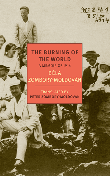 The Burning of the World by Bela Zombory-Moldavan- a century in the making