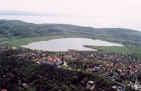 Tihany - protected as part of Hungary's first National Park (Credit: Civertan)
