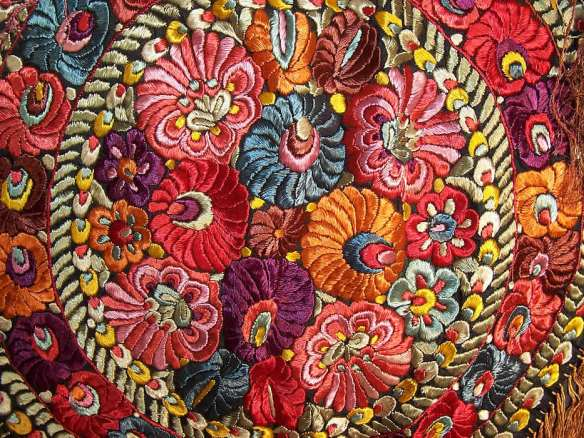Matyo embroidery - a wealth of beauty and complexity
