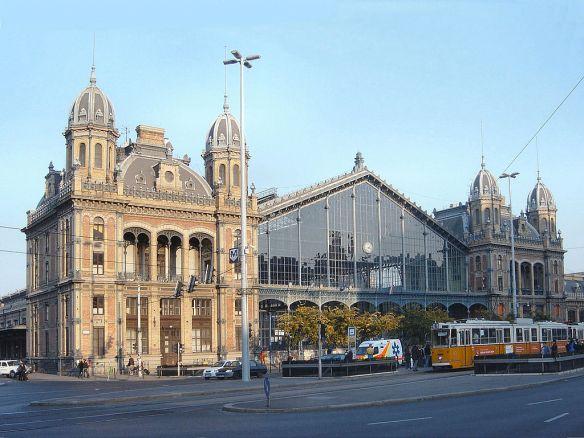Nyugati Station (Western Railway Station) - Another Dream from Eiffel