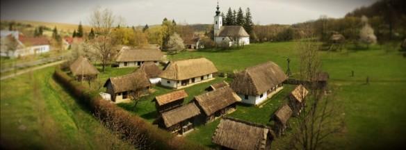 Szenna Skanzen (Open Air Museum) - in Somogy County Southwestern Hungary (Credit: szenna.hu)