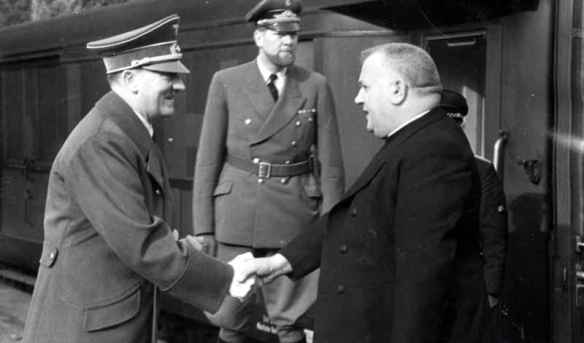 The first Slovak only state came by way of the Nazis - predictably it ended in disaster