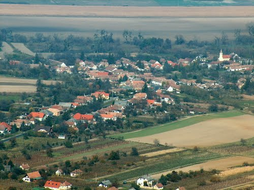 The village of Doba Hungary was once owned by the Erdody's - the family has vanished but the village remains