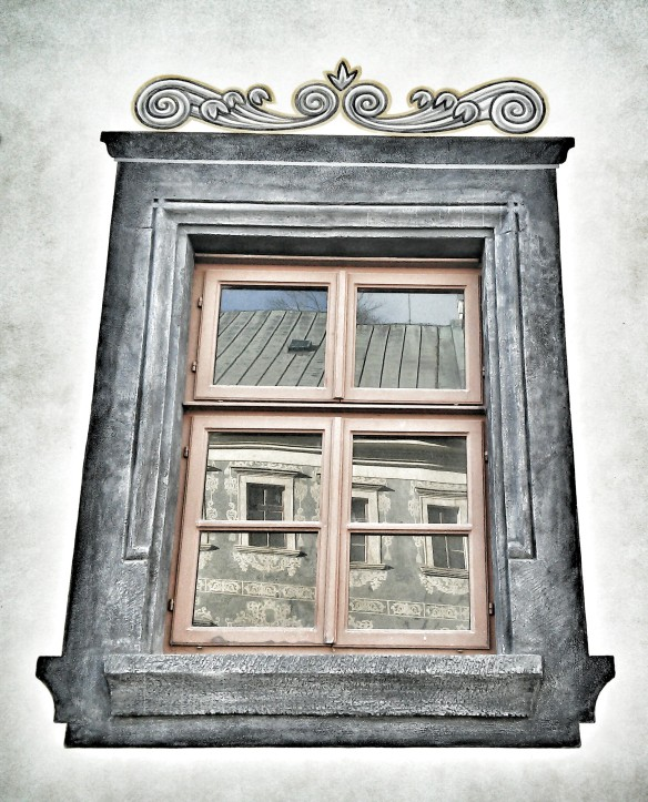 A window into the present and a reflection of the past - the allure of Banska Stiavnica
