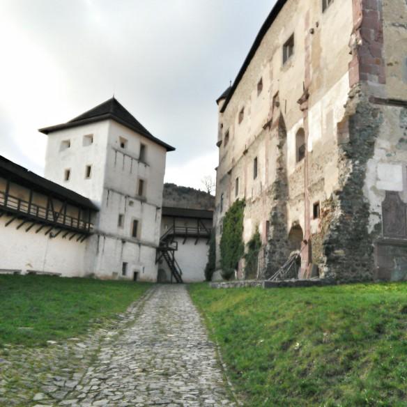 Stary Zamok (Old Castle) in Banska Stiavnica
