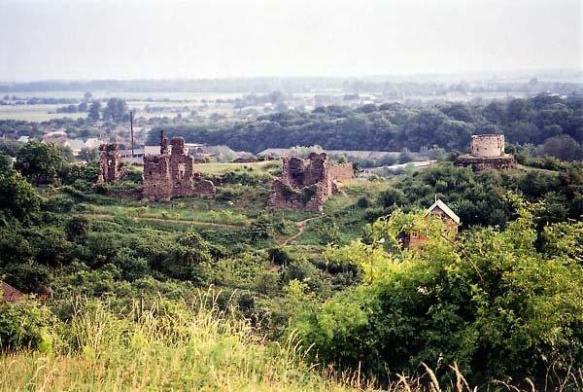 Kankiv Castle