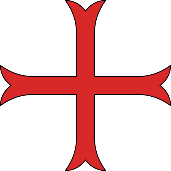 Knights Templar Cross - an enduring symbol