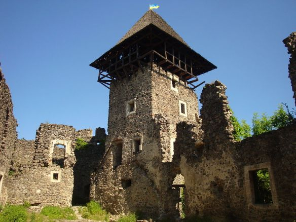 Ruins of Nevitsky Castle