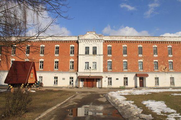 Building from Bereza Kartuska Concentration Camp
