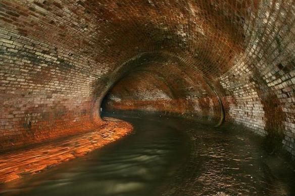 The Poltva River - buried beneath Lviv