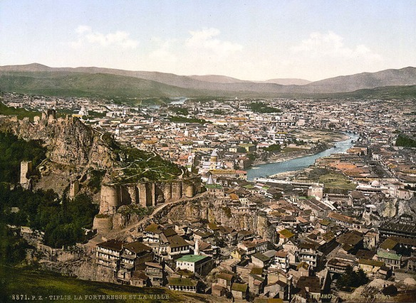 Tiflis (Tbilisi) Georgia around the turn of the 20th century