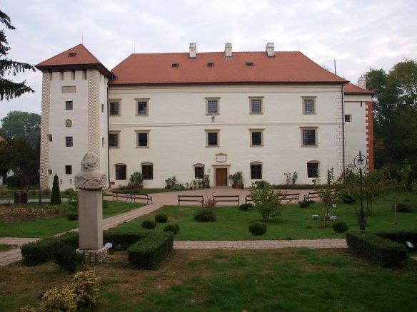 Vaja Castle