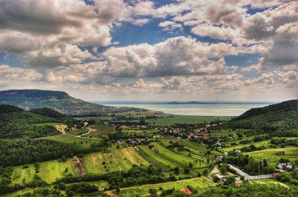 Badacsony and Lake Balaton