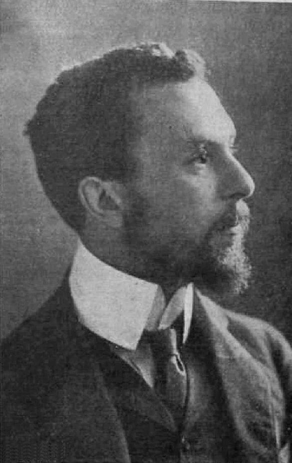 Miklos Banffy in 1916