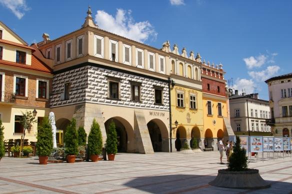 City center of Tarnow, Poland - it was a much different scene in 1846 (Credit: Jakub Hałun)